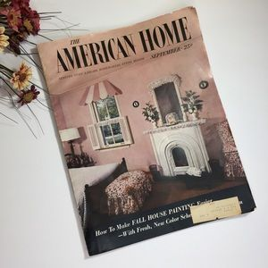 September 1954 The American Home Magazine Complete